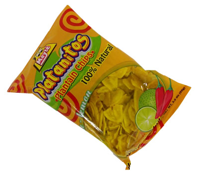 Platanito Mayte chile/limon 3.5oz