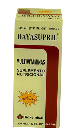 Dayasupril Jarabe 240ml