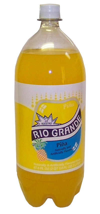 Soda Piña RG 8x2lt (box)